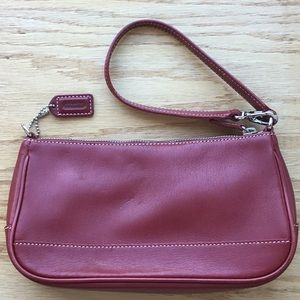 Wristlet, small bag.